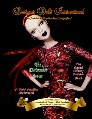 Designer Dolls Holiday Issue 2016