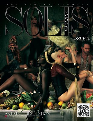 SOLIS MAGAZINE ISSUE 14 - PHOTOGRAPHY EDITION 2015