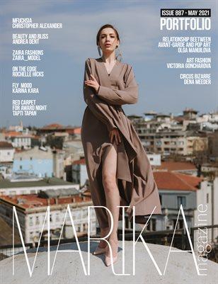 MARIKA MAGAZINE FASHION (ISSUE 921 - MAY)
