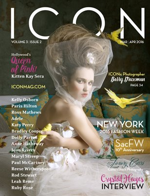 ICON MAG - March/April 2016