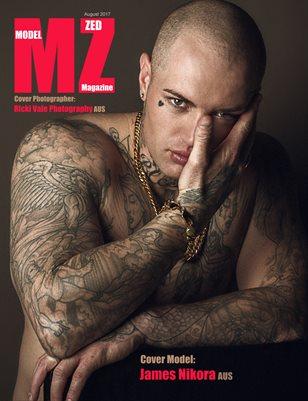 Model Zed Magazine August 2017