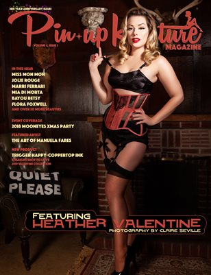 Pinup Kulture Magazine Volume 4, Issue 1