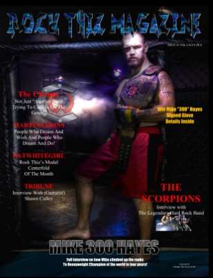 Rock Thiz Magazine Issue #5 Vol.2 July 2012