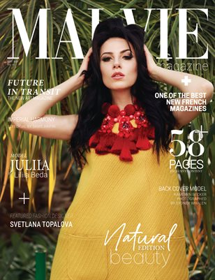 MALVIE Mag - Natural Beauty Edition Vol. 14 JULY 2020