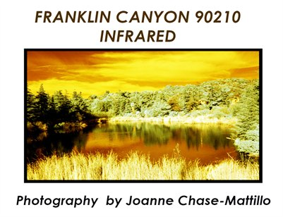 FRANKLIN CANYON 90210 INFRARED