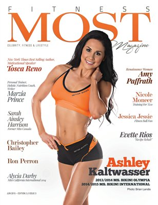 Most Magazine - Fitness ISSUE NO.3