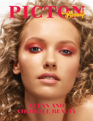 Picton Magazine November  2019 N347 Beauty Cover 2