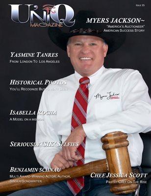 U'NiQ Magazine - Issue 35