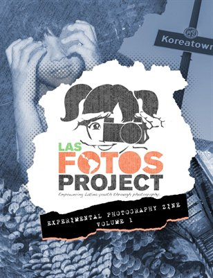 Las Fotos Project Experimental Photography Zine - Volume 1: Koreatown