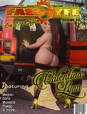 Fast Lyfe Magazine issue 11 Valentina