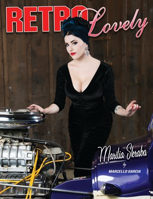Retro Lovely No.22 - Marilia Skraba Cover