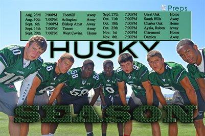 """Chino Hills """"Husky Season"""""""