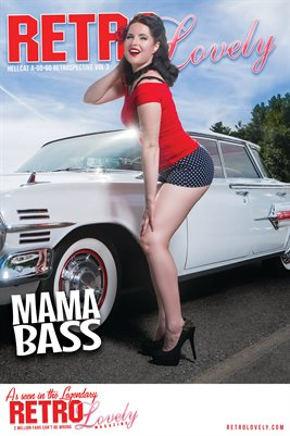 Mama Bass Cover Poster