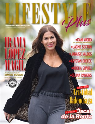LIFESTYLE PLUS MAGAZINE NOVEMBER 2017
