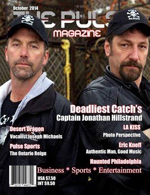The Pulse Magazine October 2014