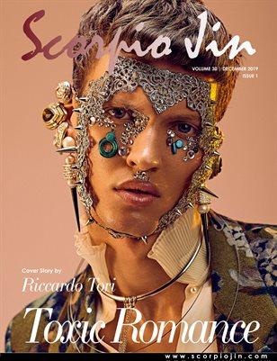 SCORPIO JIN MAGAZINE VOLUME 30 | DECEMBER 2019 | ISSUE 1
