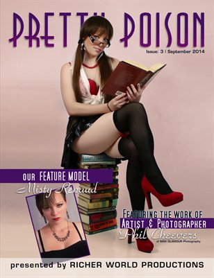 Pretty Poison Issue #3