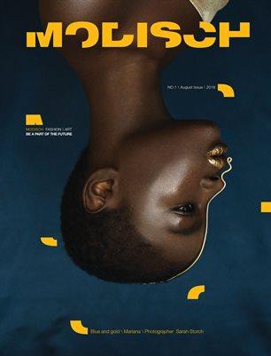 MODISCH | August Issue 2018 | Third Cover