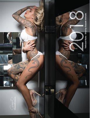 Tattooed Katia - 2018 Calendar
