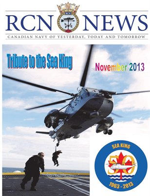RCN News Magazine November 2013
