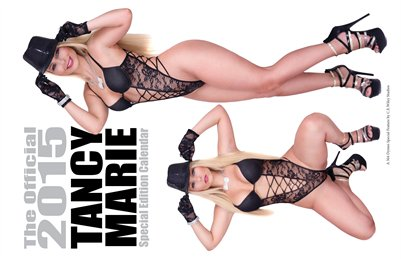 Tancy Marie 2015 Special Edition Calendar