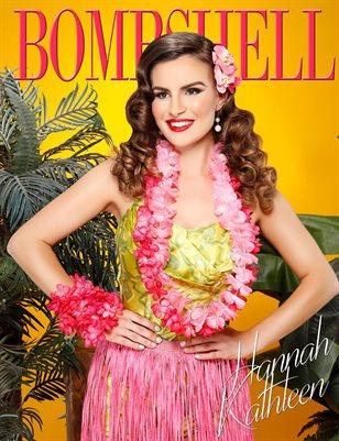 BOMBSHELL Magazine September 2018 BOOK 2 - Hannah Kathleen Cover