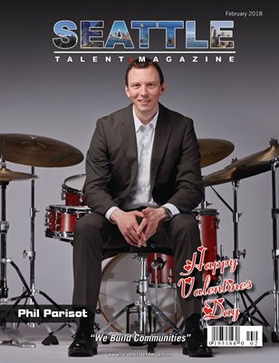 Seattle Talent Magazine February 2018 Edition