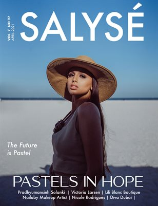 SALYSÉ Magazine   APRIL 2021   VOL 7 NO 27