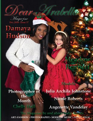 DEAR ARABELLA MAGAZINE DEC 2016