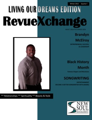 The Revue Exchange Magazine