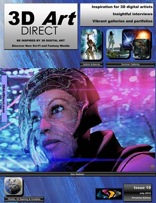 3D Art Direct Issue 19