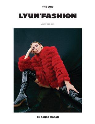 LYUN ISSUE No.13 (VOL No.4) C2