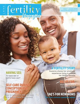 Lane Fertility Magazine - May/June 2015