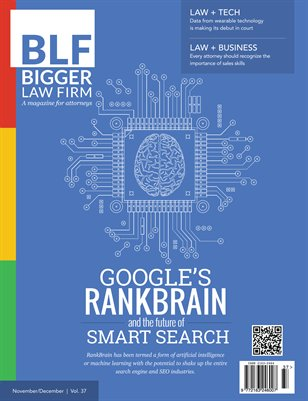 Google's Rankbrain and Smart Search - Nov / Dec 2015