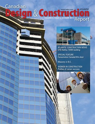 Atlantic Construction News (Summer 2014)