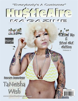 Hustleaire Magazine-Tatted Up and Inked Out Edition Volume 1