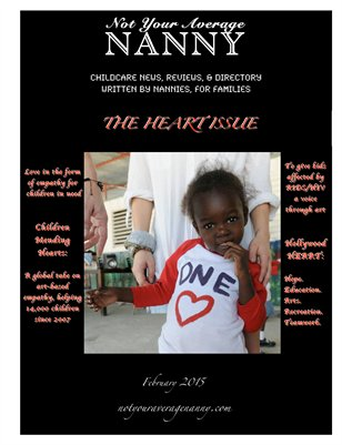 NYAN Magazine: The Heart Issue