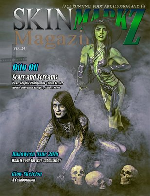 October Issue of SkinMarkZ Magazine - Issue #24