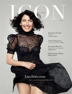 ISSUE 49 LISA EDELSTEIN