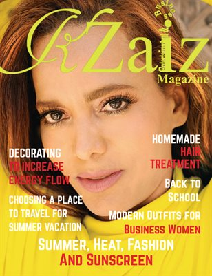 KZAIZ MAGAZINE (Summer Special edition)