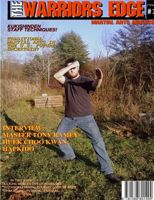 Warriors Edge Martial Arts Magazine
