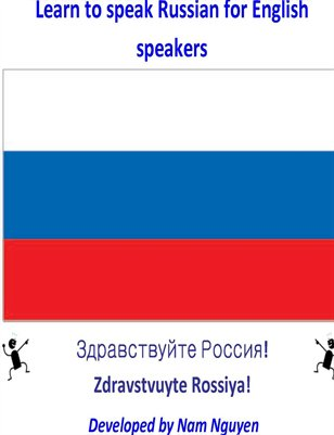 Learn to Speak Russian for English Speakers