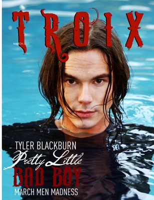 "TYLER BLACKBURN ""Pretty Little Bad Boy"""