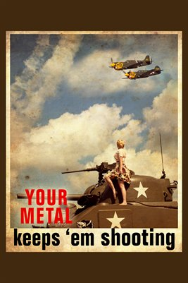 Your Metal Poster