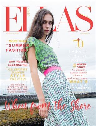 ELLAS Magazine   The August Fashion & Beauty Edition   Vol.11   2021