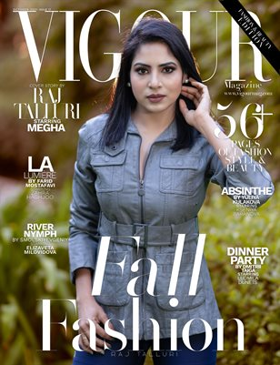 Fashion & Beauty | October Issue 17