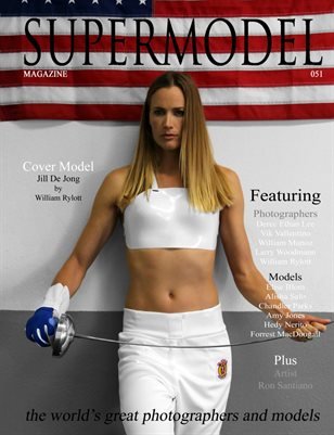 Supermodel Magazine Issue 051