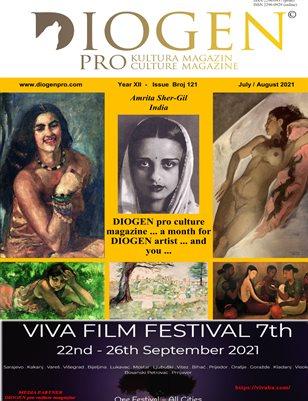 DIOGEN pro culture magazine...No.121