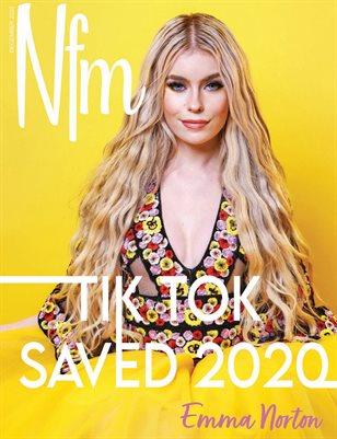 Nfm TikTok MultiCover - Issue 47, December '20 (Emma Norton)