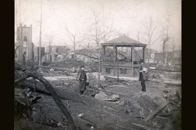 No.7 1890 Tornado hits Louisville, Kentucky